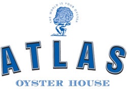Atlas Oyster House logo