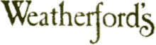 Weatherford's logo
