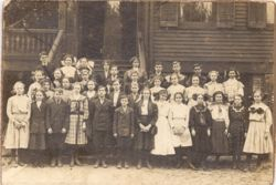 Pensacola, School, about 1904, Berry, Daniel Webster, 1st Row, 5th from left.jpg