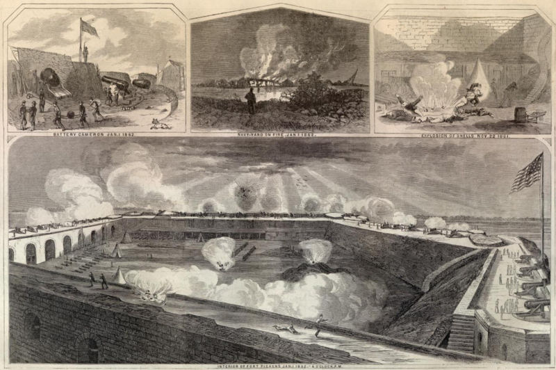 File:Bombardment-fort-pickens-2.jpg