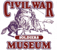Civil War Soldiers Museum logo