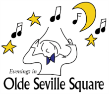 Evenings in Olde Seville Square logo