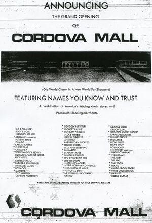 Cordova Mall Pensapedia The Pensacola Encyclopedia