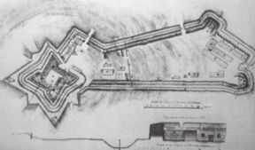 Plan of Fort George